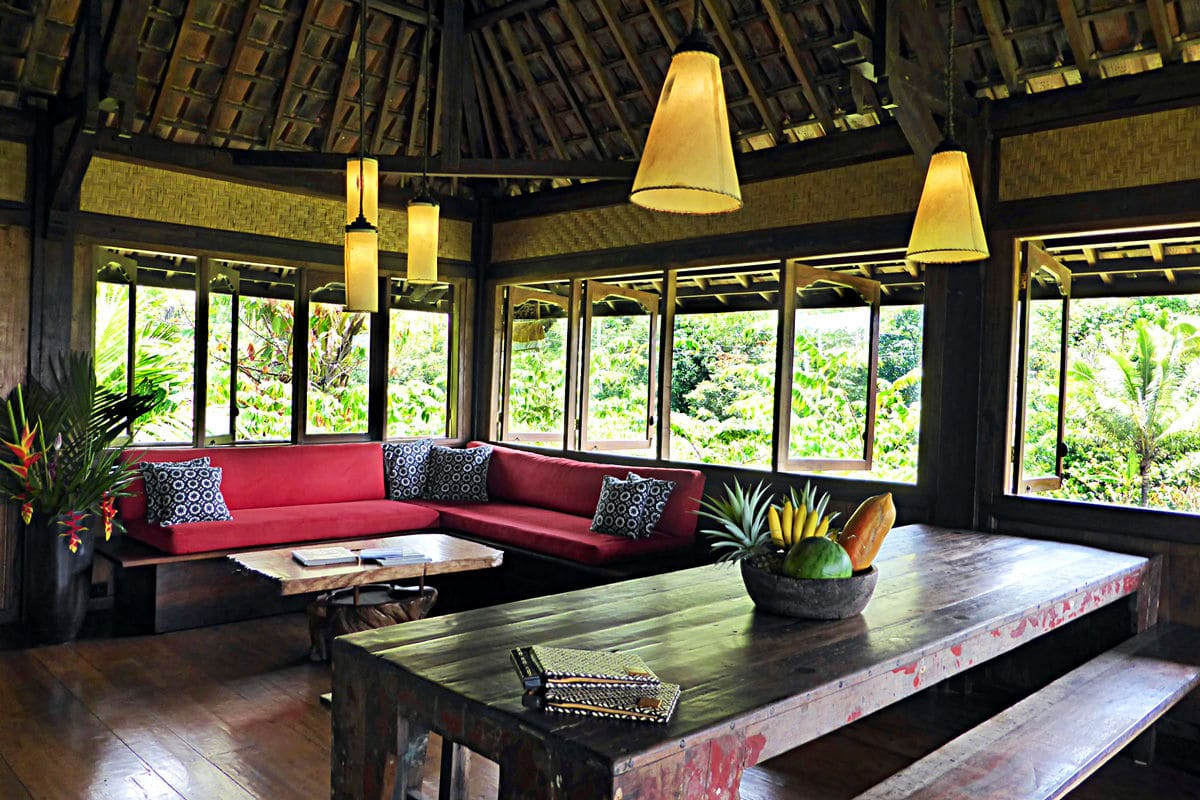Restaurant at Bali Eco Stay