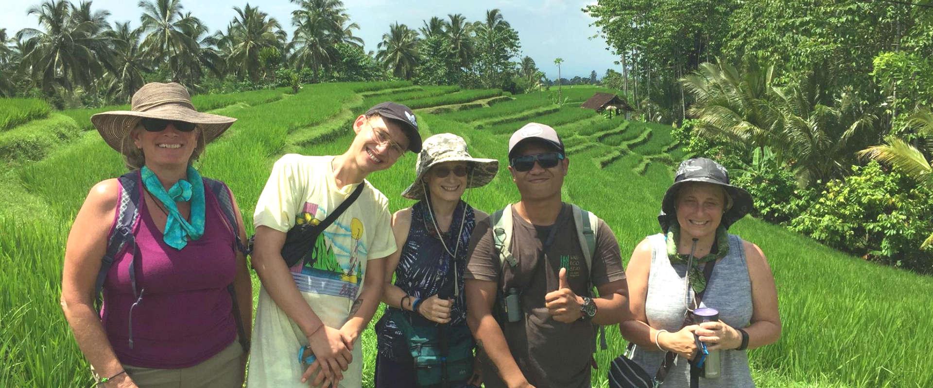Trekking near Bali Eco Stay