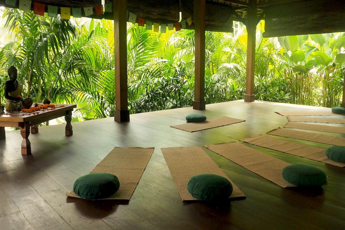 Bali Yoga Retreat Mai 2019