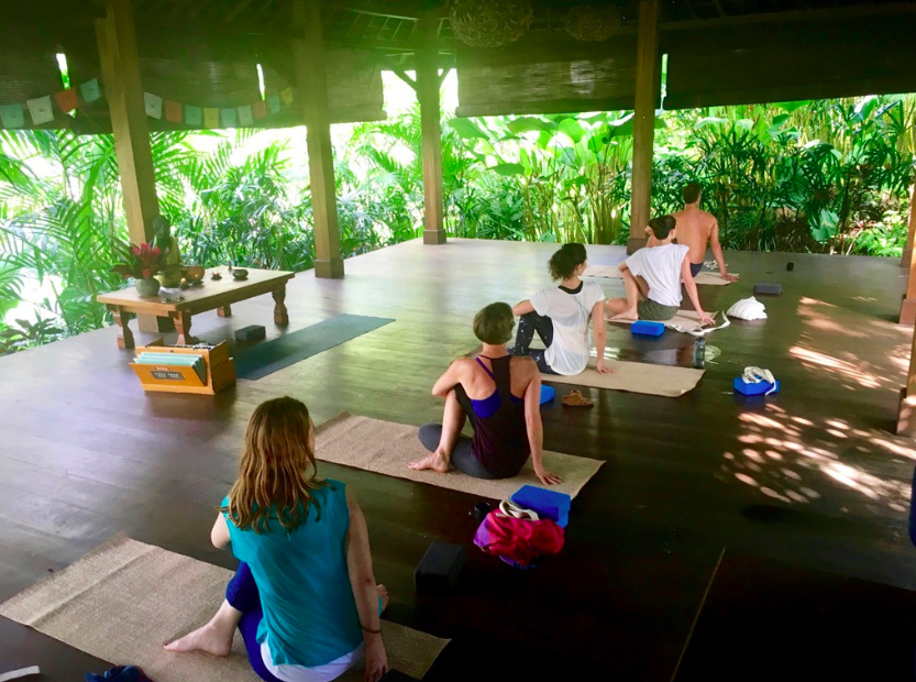 Yoga and Meditation | Bali Eco Stay - Nurtured by Nature